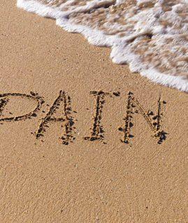 כאב כחלק מהחיים